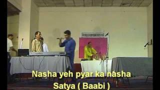 Gambar cover Nasha Yeh Pyar ka nasha hai - Satya