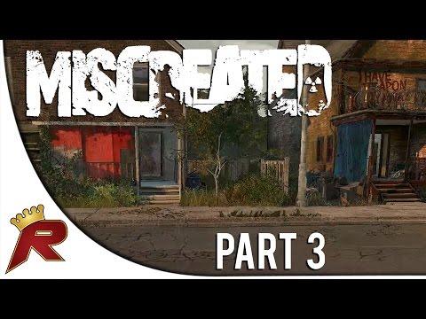 "Miscreated Survival Gameplay - Part 3: ""Survivor Homes"" (Pre-Alpha)"