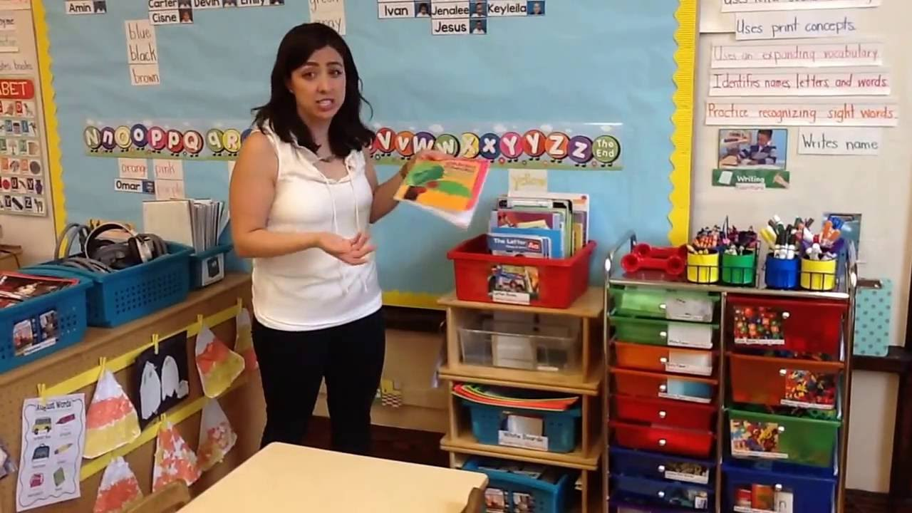 Classroom Ideas K 3 ~ Pre k classroom tour quiet centers youtube