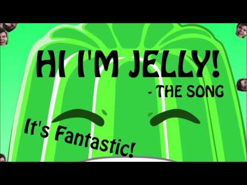 Hi I'm Jelly - The JellyYT Song (Official Release)