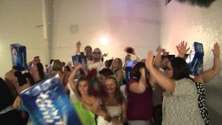 Chase Adams Wedding Harlem Shake