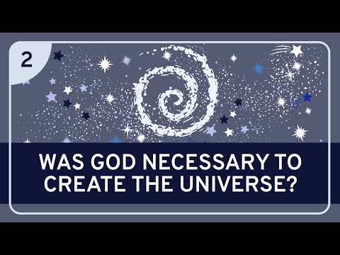 PHILOSOPHY - Religion: Cosmological Argument #1 [HD]