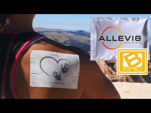 Allevi8 Touch Pads by B-Epic (official video)