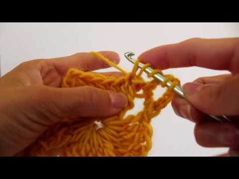 Weekend in Stockholm Crochet Throw Round 2 HowTo