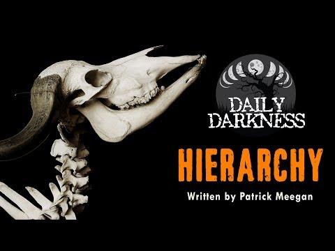 Hierarchy by Patrick Meegan • DAILY DARKNESS (Creepypasta Short Horror Podcast) • Scary Stories