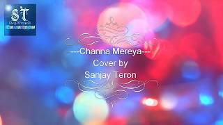Channa mereya ADHM Arijit Singh Ranbir Anuska Lyrics