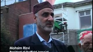 Tour of UK Mosques by Hadhrat Mirza Masroor Ahmad in 2008 - Islam Ahmadiyya