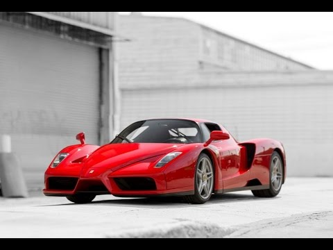 6050000 Sold 2005 Ferrari Enzo 400 Pope Mobile Youtube