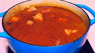 New Mexico Pozole Recipe  Posole Rojo