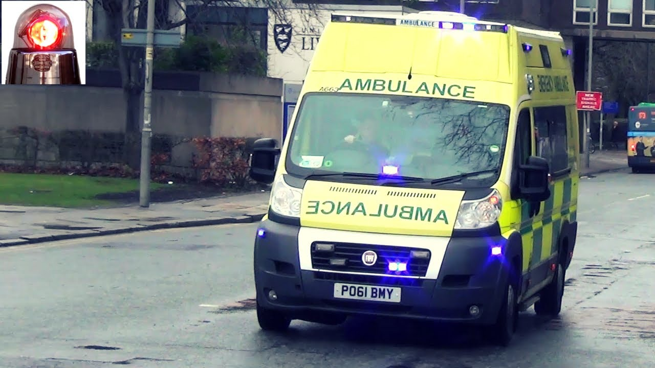 Download Ambulances Responding in Liverpool (x2) NWAS
