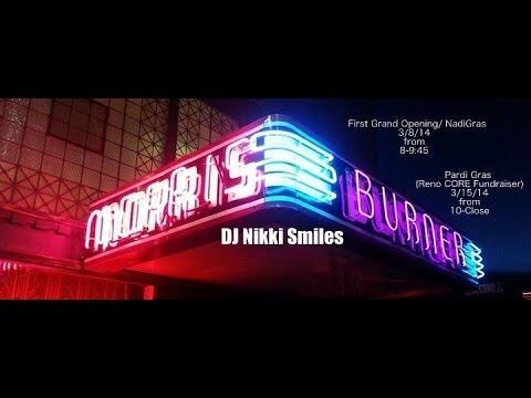 DJ Nikki Smiles @ Morris Burner Hotel