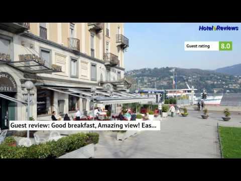 Hotel Metropole Suisse **** Hotel Review 2017 HD, Como, Italy