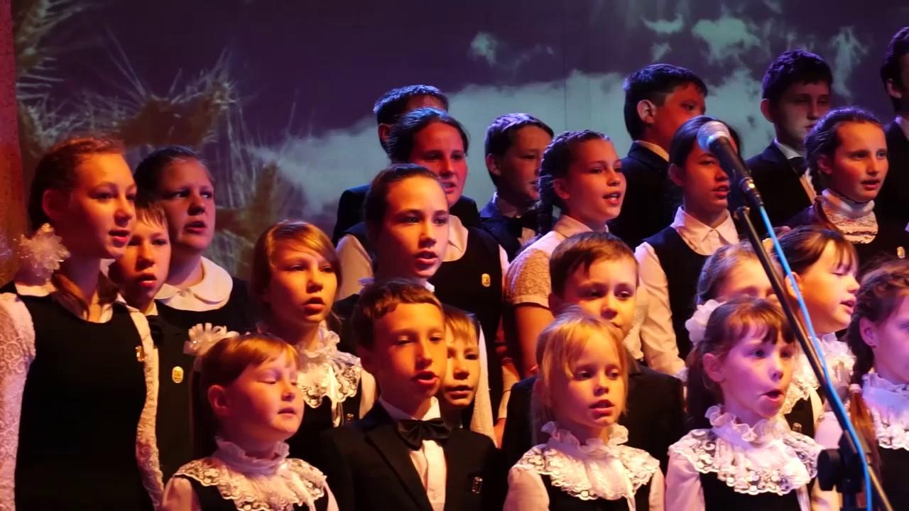 Концерт к 25-летию Православной гимназии в Саракташе.
