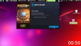 How to Play Hearthstone: Heroes of Warcraft ON UBUNTU 14.04./Linux Mint 17......