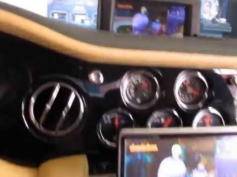 Bentley Brooklands 2008 Multimedia Interface
