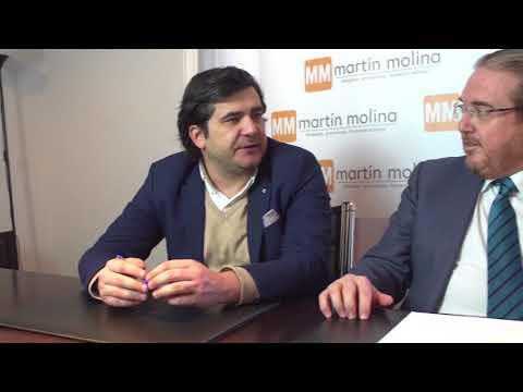 CONVENIO MARTÍN MOLINA AJE  MADRID