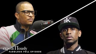 Fabolous and T.I. Share Their Stories | expediTIously Podcast