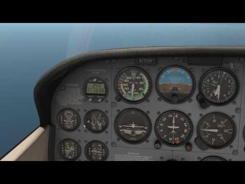 (X-Plane 11) St Maarten to St. Kitts (TNCM to TKPK)