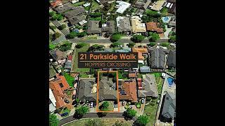 21 Parkside Walk, Hoppers Crossing