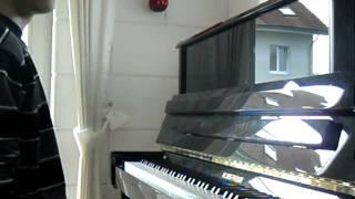 Canon Rock (JerryC) / Canon in D (Johann Pachelbel) - Piano Cover