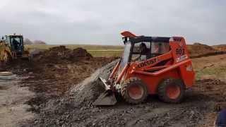 Locust 903 строительство дороги.