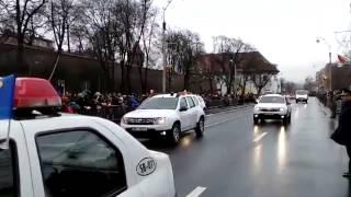Paradă militară 1 Decembrie SIBIU - La mulţi ani ROMÂNIA !!! LIVE