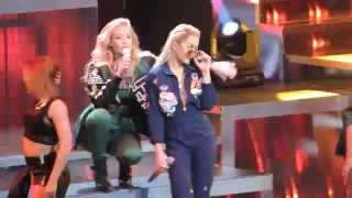 Black Widow- Iggy Azalea And Rita Ora (Hot 99.5 Jingle Ball) 12/15/14