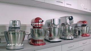 Test: Küchenmaschinen (11.12.2018 ARD-Buffet SWR)