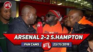 Arsenal 2-2 Southampton | The Referee Was Absolutely Shocking! (Kelechi & Bankulli)