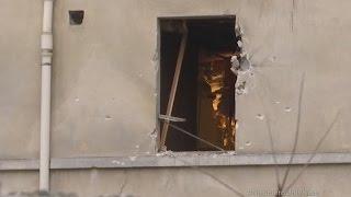 Autoridades de Saint-Denis encuentran un tercer cadáver en un escondite de los terroristas