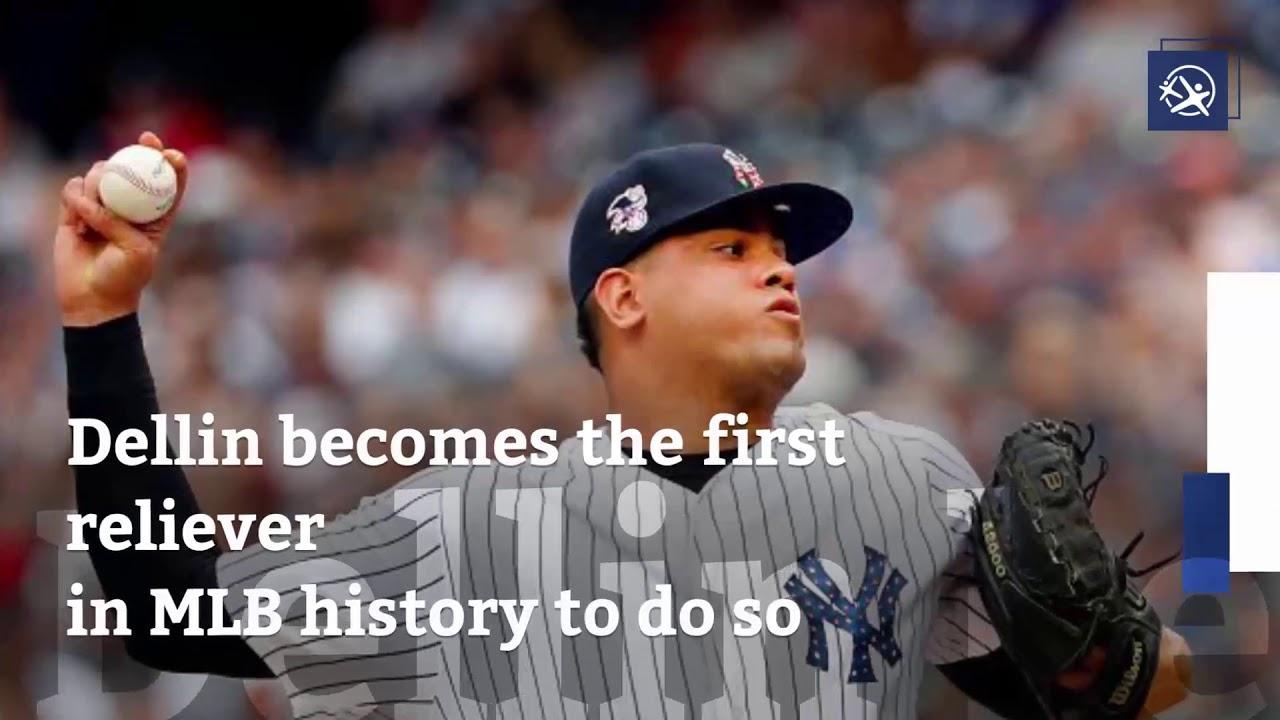 Dellin Betances Makes MLB History
