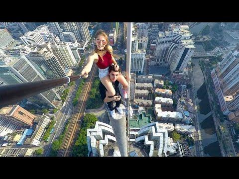 Dangerous Things People Did For Selfies