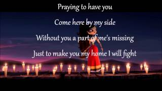 Download lagu The Book of Life I love you too much Lyrics MP3