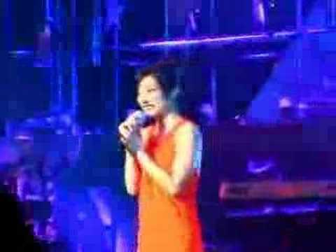 Zhao Wei Live in Jakarta, Indonesia Part I