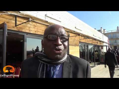 Dr AMOUZOU: Sans la confiance rien ne se fera. Le programme ne répond pas globalement au problème
