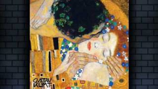 Gustav Klimt Paintings with Original Song by Carola Rost