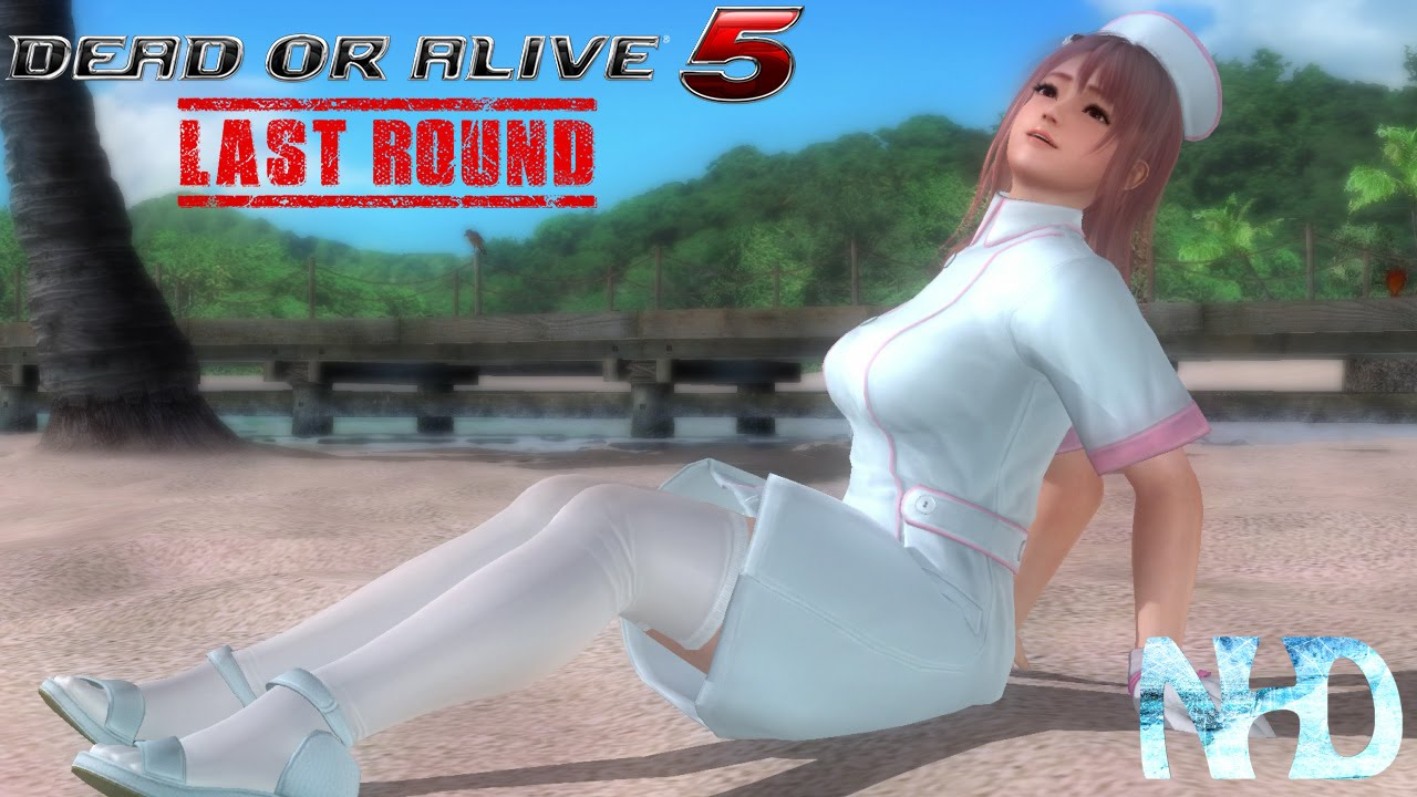 Dead or alive 5 last round private paradise