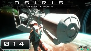 OSIRIS: NEW DAWN [14] [Spaceship - Flug zur Raumstation] [MULTIPLAYER] [Twitch Gameplay] thumbnail