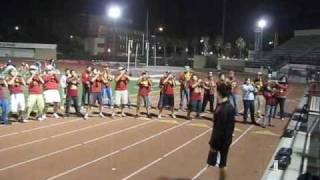 USC Trojan Marching Band | FTF, In The Stone, Frankenstein (Performing After Practice)
