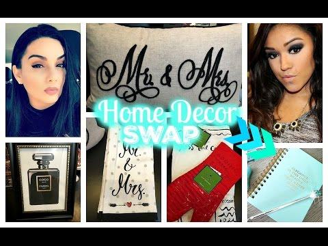Home Decor Haul | Swap with Christy Mel