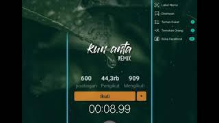 Gambar cover Kun anta remix