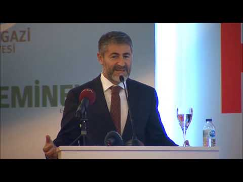 Hazine ve Maliye Bakan yardımcısı Sn. Dr. Nureddin Nebati