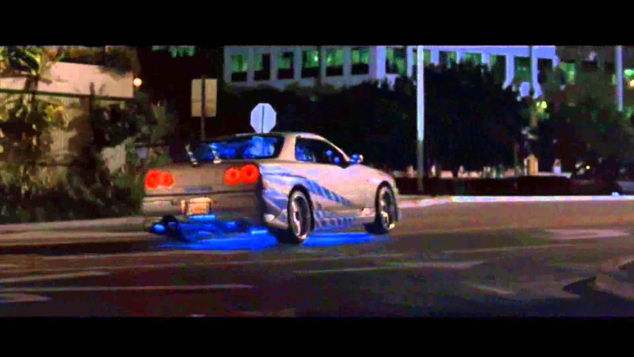 2 fast 2 furious nissan skyline gtr r34 rip paul walker youtube - Fast And Furious Cars Skyline