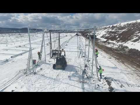 """Строительство ТК """"Горный"""" в Усть-Катаве"""