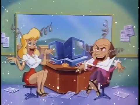 animaniacs christmas episode pt1 s01e236 - Animaniacs Christmas