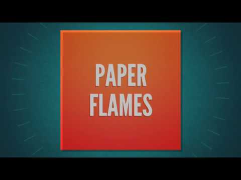 INTRO OF PAPER FLAMES CHANNEL OF OURS