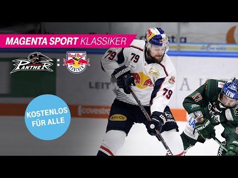 MagentaSport Klassiker   DEL HALBFINALE 2019 - SPIEL 2 I Augsburger Panther - EHC Red Bull München