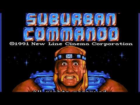 Amiga 500 Longplay [129] Suburban Commando
