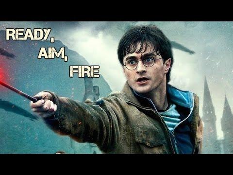 Ready, Aim, Fire - Harry Potter Music Video