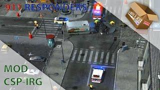 [Boîte à jeux] Emergency 4 / 911 First Responders | MOD CSP IRG : PC Sécurite j